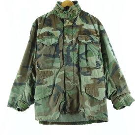 80s M-65 ミリタリー フィールドジャケット
