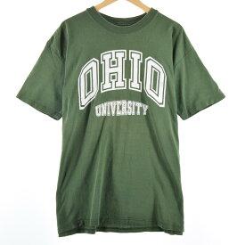 80年代 チャンピオントリコタグ カレッジTシャツ USA製