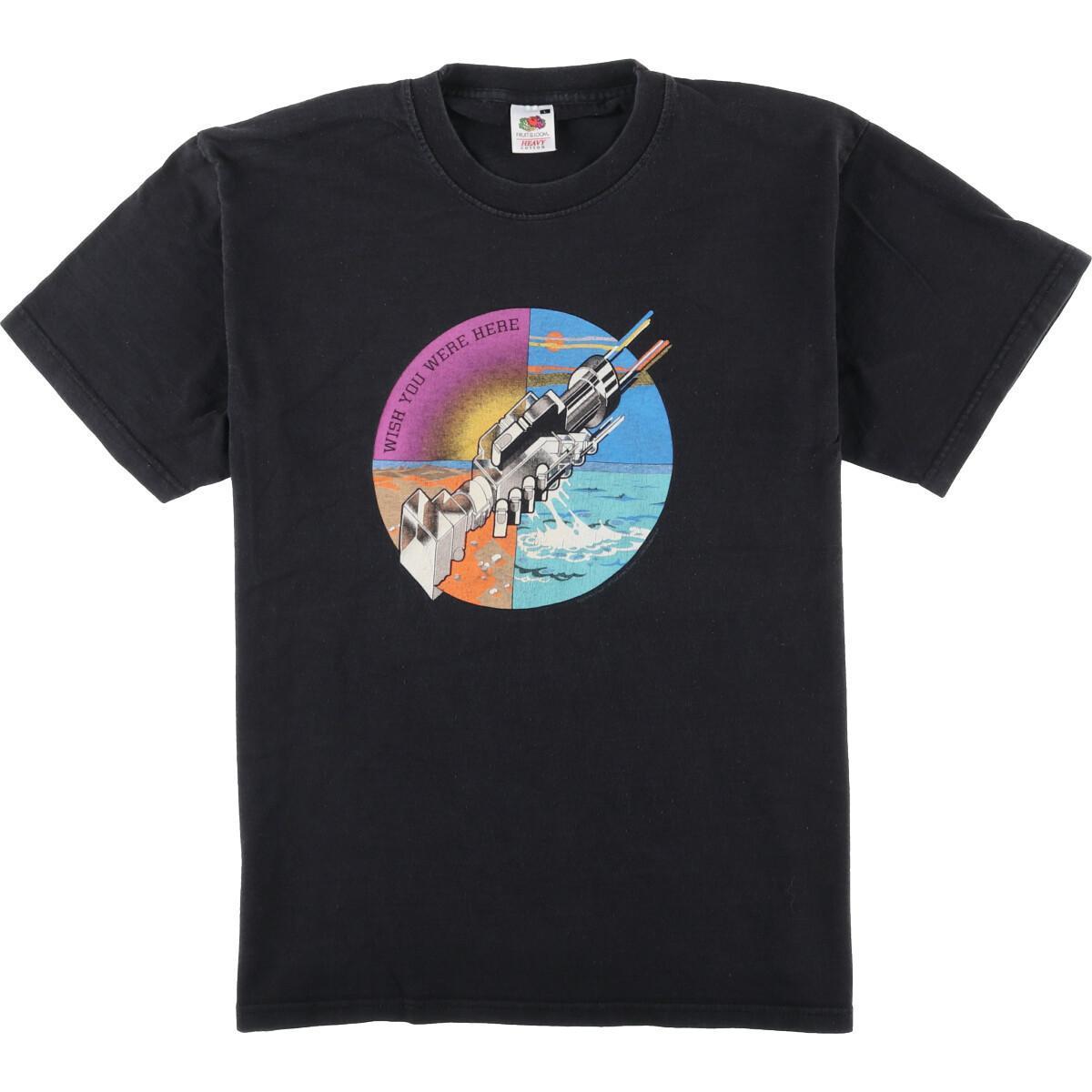 ピンクフロイドバンドTシャツ