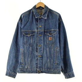 80〜90s Carhartt デニムジャケット