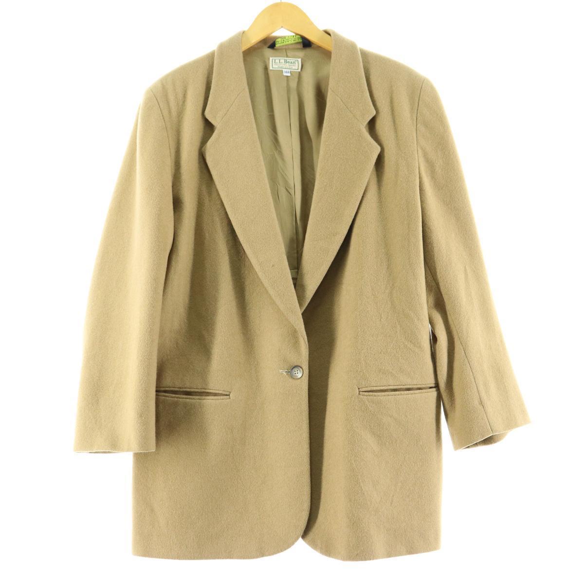 L.L.Bean ウール テーラードジャケット