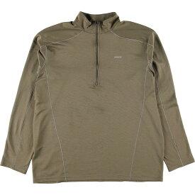 パタゴニア Patagonia アンダーシャツ ロングTシャツ