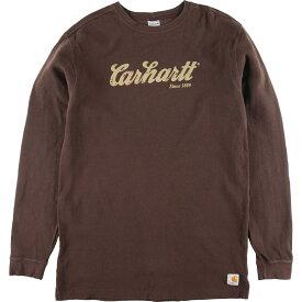 カーハート Carhartt サーマルロングTシャツ