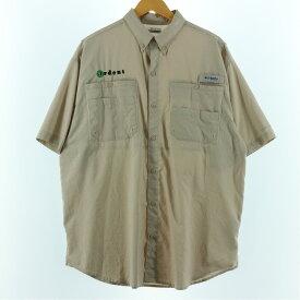 コロンビア Columbia PFG OMNI-SHADE 半袖 フィッシングシャツ