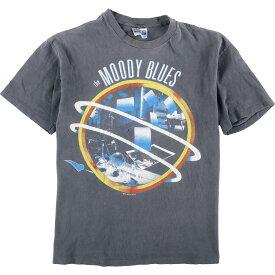 80s Hanes THE MOODY BLUES バンドTシャツ