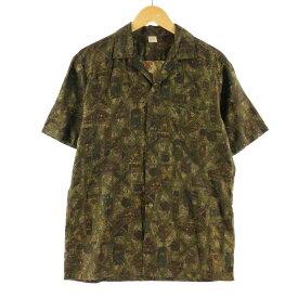 60s Pohaku ハワイアンアロハシャツ