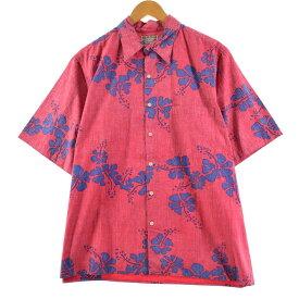 REYNSPOONER COMMEMORATIVE CLASSICS ハワイアンアロハシャツ