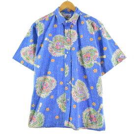 REYNSPOONER 水着タグ ビキニタグ ハワイアンアロハシャツ
