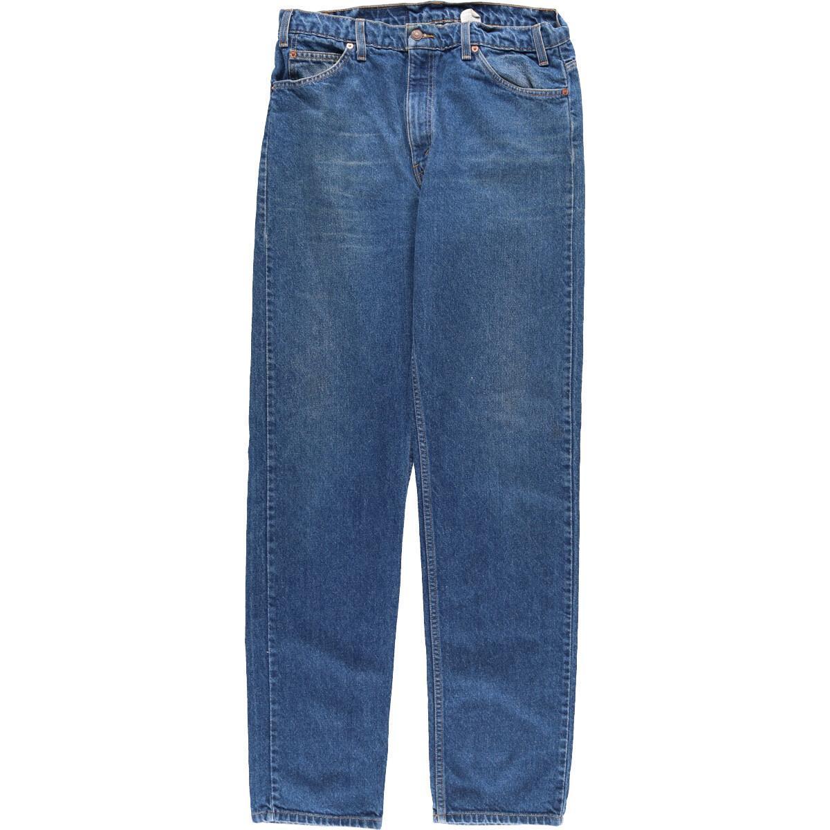 メンズファッション, ズボン・パンツ 90 Levis 505 REGULAR FIT STRAIGHT LEG w35 eaa174559 210703