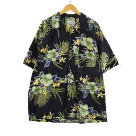 BILL BLASS ハワイアンアロハシャツ