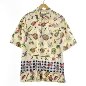 REYNSPOONER AMERICAN CLASSICS ハワイアンアロハシャツ
