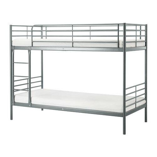 SVARTA  2段ベッドフレーム
