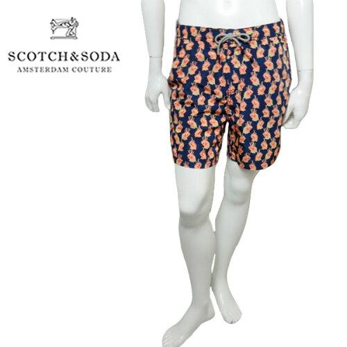 SCOTCH&SODA (スコッチ&ソーダ) スイムショーツ [メンズ] 292-38613 ...