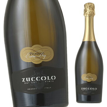 ZUCCOLO prosecco extra dry. DOC/DOP 白泡 750ml スパークリングワイン 辛口 甘口 白ワイン ワイン イタリア イタリア産 お酒 酒 食前酒 / ギフト プレゼント お祝い 贈答 手土産