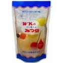 【セール中】WKのバーモントみつ豆[5300-1429*01]賞味期限17.11.18