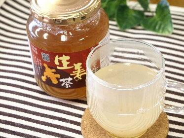 生姜茶イメージ