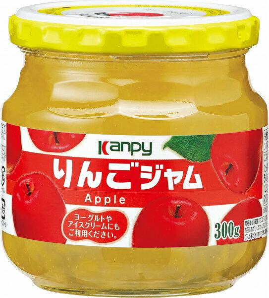 【SALE中】カンピー りんごジャム 300g[0004-0896*01]