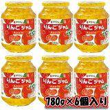 【マラソン期間SALE価格】【ケース販売】カンピー りんごジャム 780g×6[0004-0919*1]送料無料沖縄・離島へは送料が発生いたします。