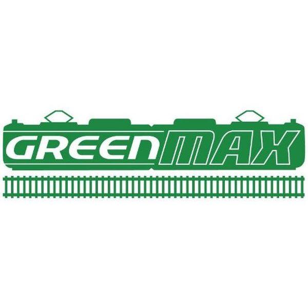 【沖縄へ発送不可です】グリーンマックス Nゲージ コアレスモーター動力ユニット 17m級長軸距 5718 鉄道模型 用品