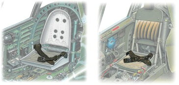 1/72 ナノ・アヴィエーションシリーズ日本陸軍機用シートベルト NA3