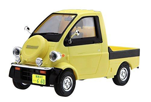 1/24CARモデルEASYシリーズNo.3ダイハツミゼット