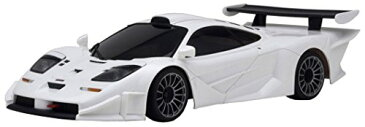 京商 MZP237W ASC マクラーレン F1 GTR ホワイト MR03RWD