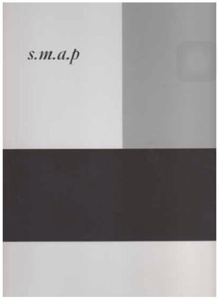 【中古】 SMAP ・パンフレット SMAP 2008 「super.modern.artistic.performance tour」コンサート会場販売