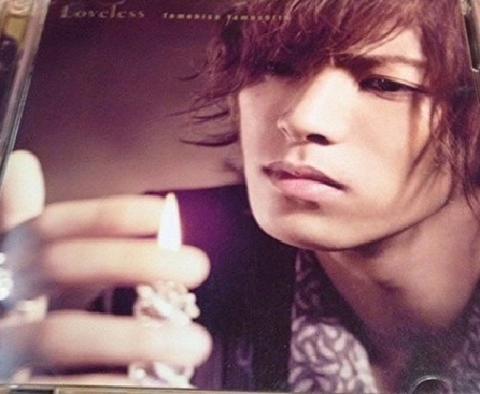 【中古】 CD+DVD 山下智久 2009 シングル 「Loveless」 初回盤A画像