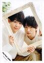 【新品】 Hey! Say! JUMP・【公式写真】・・知念侑李&有岡大貴・・ 2017 ・・最新ジャニショ販売