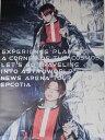 【新品】 NEWS・【ポスター】・ 増田貴久・・NEWS15周年!「NEWS LIVE TOUR 2018 EPCOTIA (エプコティア) ・・最新コンサート会場販売グッズ