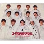 J Freinds 【シール】 V6 kinki kids Tokio☆ count down in tokyo dome  J-FRIENDS・  ☆