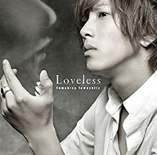 【中古】 山下智久・・ 【CDシングル】・・2009・「Loveless」 通常盤 ♡画像
