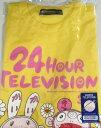 【新品】嵐 (ARASHI)・【Tシャツ】・ 24時間TV・サイズ SS・色 黄