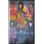 【中古】V6 ・・【VHS/Video】・Live for the People