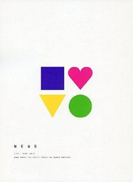 コレクション, その他 NEWS LIVE TOUR 2013 NEWS MAKES YOU HAPPY! MAKES THE WORLD HAPPIER!