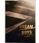 【中古】 DREAM BOYS ・・【パンフレット]】・・2009 出演 ・亀梨和也 渋谷すばる 手越祐也 ・A.B.C-Z/Mis Snowman舞台会場販売