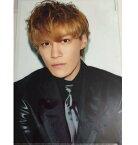【新品】Dream boys(ドリボ)・【クリアファイル】・2016・・千賀健永・最新ジャニーズ舞台グッズ・Kis-My-FT2 (キスマイ)