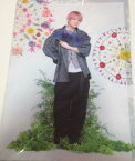 【新品】Johnny's Summer Paradise 2017 (サマパラ)・【クリアファイル】・菊池風磨・・ Sexy Zone&橋本良亮&内博貴最新コンサート会場販売グッズ