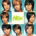 【中古】 NEWS・・【CD シングル 】・・チェリッシュ・・【初回生産限定盤】