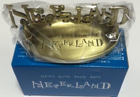 コレクション, その他  NEWS LIVE TOUR 2017 NEVERLAND