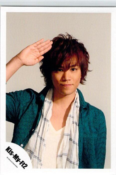 Kis-My-FT2 (キスマイ) ・【公式写真】・千賀健永・・・ジャニショ ♡ (f)