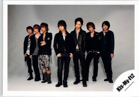 Kis-My-FT2 (キスマイ) ・【公式写真】・集合.・:ジャニショ販売 ♡ (su)