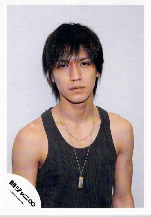 関ジャニ∞・【公式写真】・・錦戸亮・ジャニショ販売 ♡(r)6