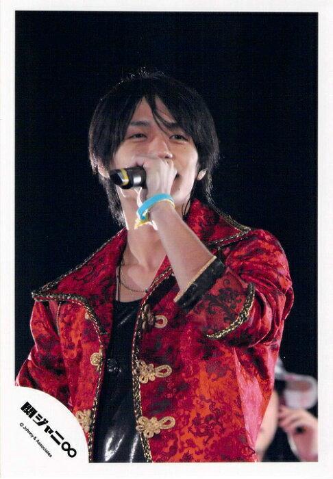 関ジャニ∞・【公式写真】・・錦戸亮・ジャニショ販売 ♡(r)9