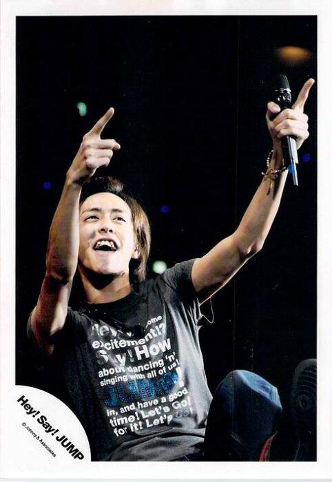 Hey! Say! JUMP・【公式写真】・・八乙女光・・・ジャニショ販売 ♡