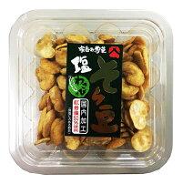 ★まとめ買い★MDホールディングス【家呑み専菓】塩そら豆わさび味×12個