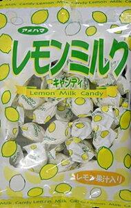 ★まとめ買い★ アメハマ製菓 Vレモンミルク ×10個【イージャパンモール】