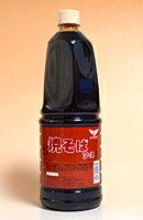 ★まとめ買い★ ハグルマ 焼きそばソース 1.8L ×6個【イージャパンモール】