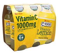 ★まとめ買い★ハウスC-1000ビタミンレモン6本パック×5個