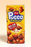 【キャッシュレス5%還元】明治 プッカ チョコレート 43g【イージャパンモール】